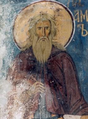 sf-cuv-varlaam-2-fresca-din-man-studenica-serbia-pictata-in-1209